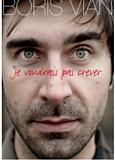 Affiche du spectacle de Jonathan Perrein Je voudrais pas crever