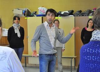 Jonathan Perrein, animateur d'ateliers enseignants pour Koalako
