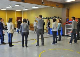Des enseignants appliquent les conseils de Koalako pour enseigner l'anglais avec le théâtre
