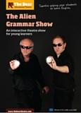 affiche-the-alien-grammar-show-mini
