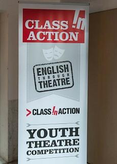 Affiche de Class in Action