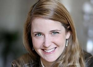 Georgina Ridealgh, comédienne de la compagnie Koalako