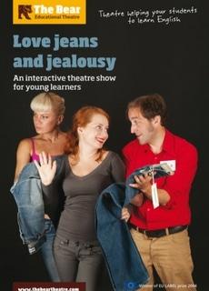 Théâtre en anglais au collège : love, jeans & jealousy