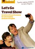 Affiche du spectacle Let's Go Travel Show, pour découvrir l'Angleterre