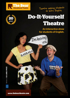 Affiche de la pièce de théâtre Do it yourself