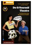 Do it yourself theatre, spectacle de la compagnie The Bear Educational Theatre pour apprendre l'anglais